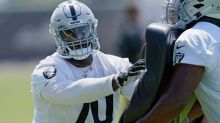 Raiders' 53-man roster projection sees a re-imagined offensive line and defense