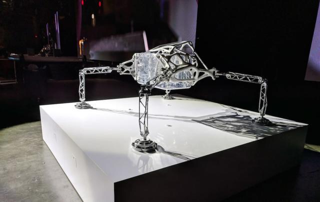 NASA and Autodesk are testing new ways to design interplanetary landers