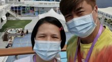 Love 972 DJ Kenneth Kong was on board Dream Cruises ship with positive COVID case