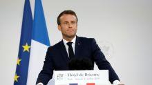 França anuncia criação de comando militar do espaço