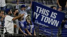 Home away from home? Dodgers fans outnumber Rays fans at World Series