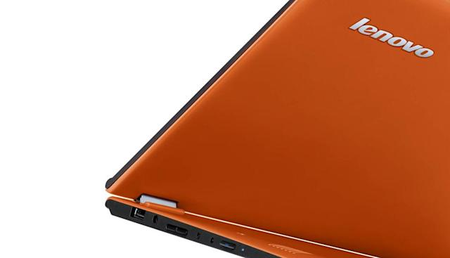 Lenovo fills out its line of convertible 'Yoga' laptops with more sizes