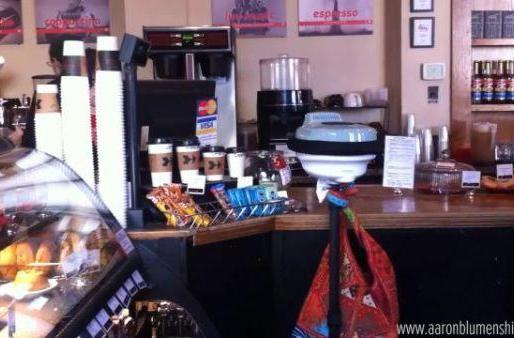 Robot buys a scone in a coffee shop, that's all you really need to know (video)