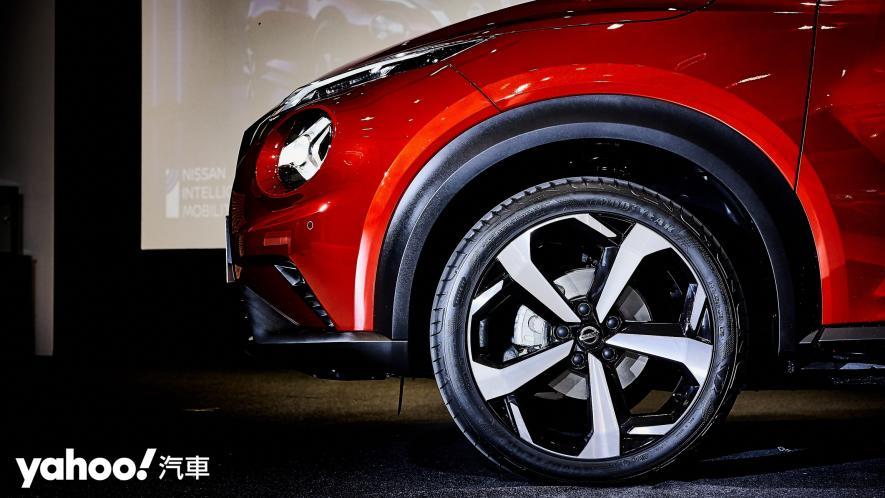 貫徹怪奇本色!Nissan大改款Juke正式發表86.9萬起! - 8