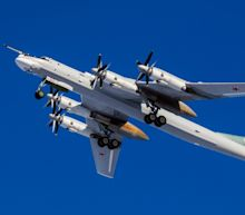 Tu-95 Bear: Meet the Old Russian Bomber U.S. F-22s Just Intercepted Near Alaska