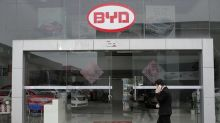 China's BYD launches world's biggest battery factory