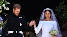Prince Harry and Meghan Markle Blame the Media for Meghan's Dad Missing the Royal Wedding
