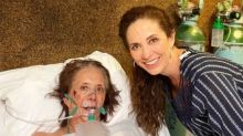 Cecilia Romo vuelve a casa luego de 90 días en el hospital, donde estuvo en terapia intensiva por COVID-19