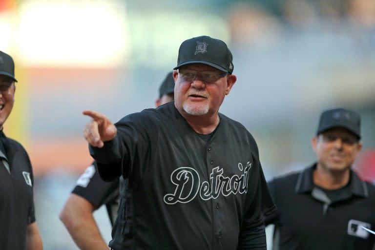 Tigers manager Gardenhire announces retirement