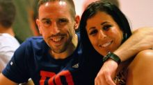 Foot - C1 - Ligue des champions: Franck Ribéry félicite le Bayern Munich pour son sacre