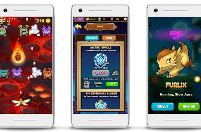 Facebook's Instant Games now offer in-app purchases