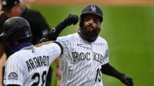 """Rockies' Charlie Blackmon downplays 14-game hit streak: """"I don't think I'll be able to give it much credit, to be honest"""""""