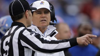 Les Miles era in Kansas officially comes to an end