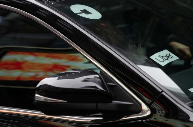 Uber sues NYC over vehicle caps