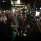 Egypt warns media it's monitoring protest coverage
