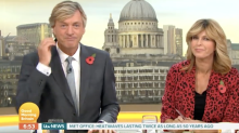 Richard Madeley shocks viewers by admitting he goes commando