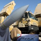 Iran test fires new missile amid rising tension with US and UK