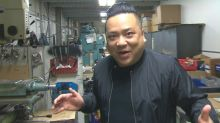 Andrew Phung shows his Calgary, as Kim's Convenience sneak peek sells out