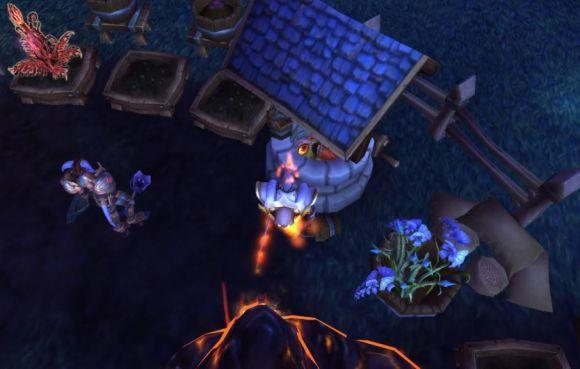Around Azeroth: The monster in the well