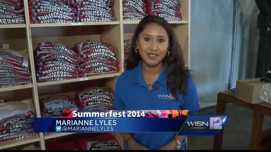Summerfest has new, unique items on sale this year