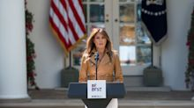 Twitter is convinced the sinkhole at the White House is Melania Trump's escape route