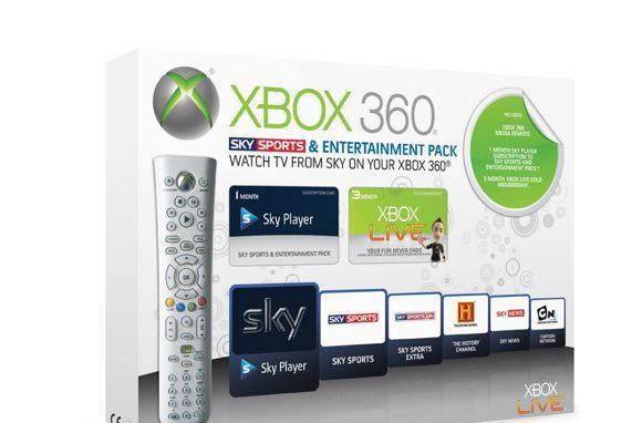 Xbox Sky Player arrives in the UK on Oct. 27