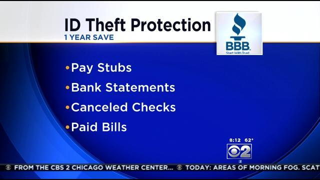 City, Better Business Bureau Hosting 'Shred It And Forget It'