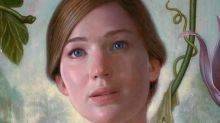 Jennifer Lawrence poster for new movie Mother! is truly horrifying