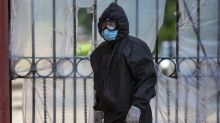 The Latest: India reports another record coronavirus surge
