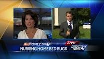 Health officials investigate bed bugs at Shadyside nursing home