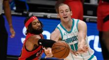 Charlotte Hornets got great news on Cody Zeller, but another starter tweaked an ankle