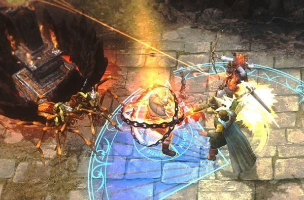How Guardians of Middle-earth innovates on the MOBA gametype