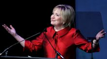 Hillary Clinton Did Something to Her Hair Again