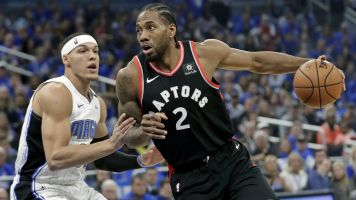 Raptors heading back North with 3-1 series lead