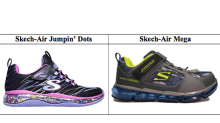 Nike fires back at Skechers, files fourth lawsuit, denies 'bully' claim