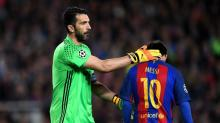 Juventus send Barcelona crashing out of Champions League with fighting draw