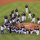 Baseball: Emotion, tears as Marlins pay tribute to Fernandez