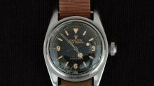 超激罕設定-史上最高拍賣價 Rolex Submariner 誕生!
