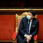 Italy PM Conte to resign on Tuesday, seek fresh mandate