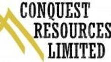 Conquest Intersects Narrow High Grade Gold Mineralization at Golden Rose, Identifies Numerous Conductive Zones Adjacent to Teck Resources Past-Producing Copperfields Mine