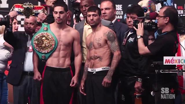 Mayweather vs. Canelo preview show