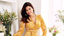 Eva Mendes likes to lounge in her 'man's sweatpants' at home
