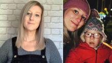 Mum's heartache as she's forced to leave daughter screaming for food