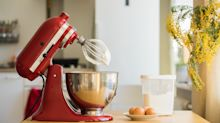 Getting into baking? Now is the time to invest in a Kenwood mixer