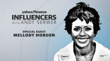 Mellody Hobson joins Influencers with Andy Serwer