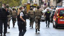 Attaque au hachoir à Paris : l'auteur pensait s'attaquer à Charlie Hebdo