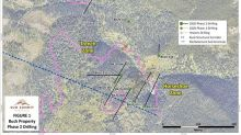 Sun Summit Minerals Phase 2 Drilling Update and Completion of IP Survey at the Buck Property