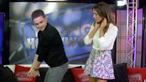 Jesse McCartney Goes to 'Army Wives' Bootcamp