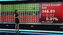 Europe shares open lower; US on holiday