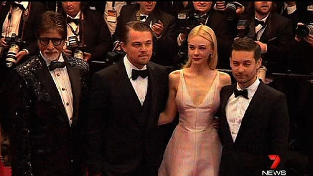 Great Gatsby premieres in Cannes